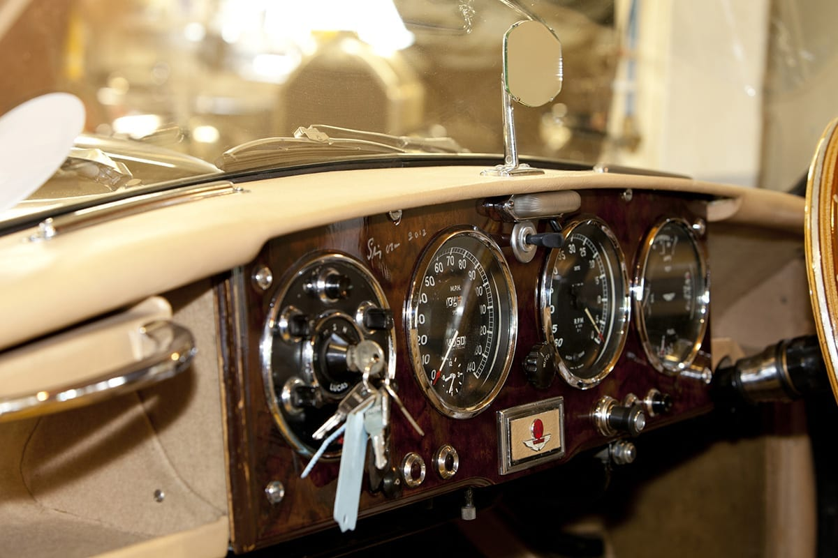 classic and vintage car restoration sales trevor farrington ltd
