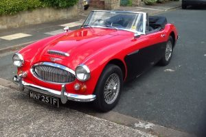 Austin Healey 3000 for sale 1