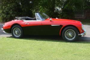 Healey 3000 for sale 1