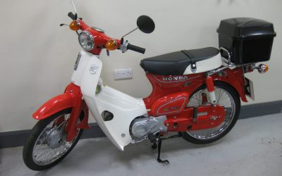 Honda C70C for sale 1